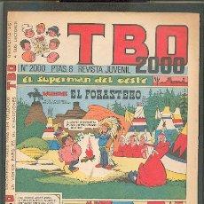 Tebeos: LOTE DE TBO 2000,ED.BUIGA. Lote 27524496