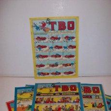 Tebeos: EL TEBEO (BUIGAS), LOTE DE 17 EJEMPLARES. Lote 27262567