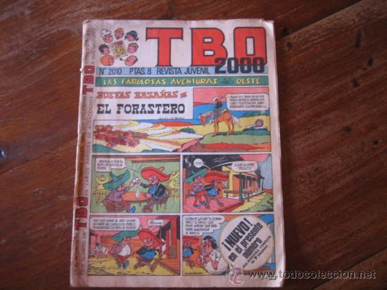 TBO 2000 Nº2010 (Tebeos y Comics - Buigas - TBO)