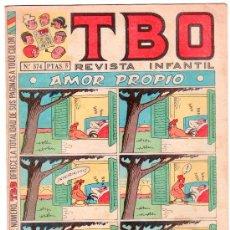 Tebeos: T B O REVISTA INFANTIL. AÑO LII. Nº 574. EDITADO POR BUIGAS, ESTIVIL Y VIÑA. 25 OCTUBRE 1968. Lote 13804844