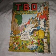 Tebeos: TBO EXTRA CON LAS MEJORES PAGINAS DE TURISMO 1977. Lote 14070758