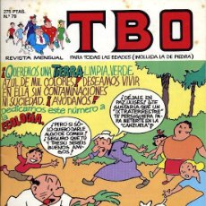 Tebeos: TBO. Nº 79. 1983. Lote 27386488