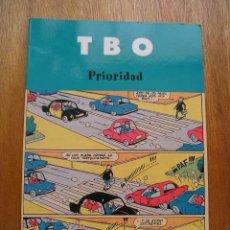 Tebeos: TBO - PRIORIDAD - EDICIONES B - 2003. Lote 25725346
