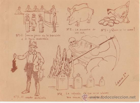 Tebeos: RARISIMO TBO COMICS HISTORIETAS DE LOS AÑOS 50 - Foto 2 - 21864789