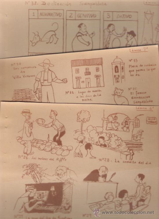 Tebeos: RARISIMO TBO COMICS HISTORIETAS DE LOS AÑOS 50 - Foto 5 - 21864789