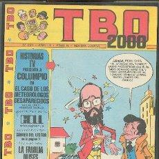 Tebeos: TBO 2000 Nº 2211,EDICIONES BUIGA. Lote 17448379