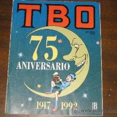 Tebeos: TBO - 75º ANIVERSARIO 1917-1992 - EDICIONES B. Lote 26472491