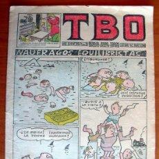 Tebeos: TBO Nº 313 - EDITORIAL BUIGAS 1952. Lote 18831329