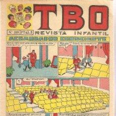 Tebeos: T.B.O. Nº 580. Lote 18477936