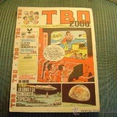 Tebeos: TBO 2000 REVISTA JUVENIL.- Nº 2106. Lote 18670457