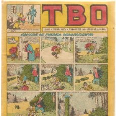 Tebeos: T.B.O. Nº 106 SEGUNDA EPOCA. Lote 19374753