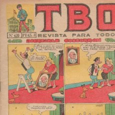 Tebeos: TBO Nº 420. Lote 26462575