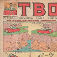 Tebeos: TBO Nº 373. Lote 26462579