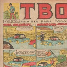 Tebeos: TBO Nº 423. Lote 26462582