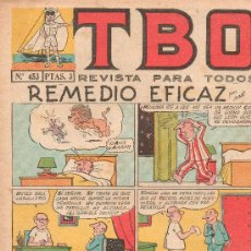 Tebeos: TBO Nº 453. Lote 26462583