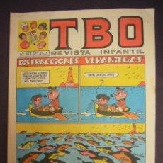 Tebeos - TBO nº 615 Buigas 3ª época - 23233996