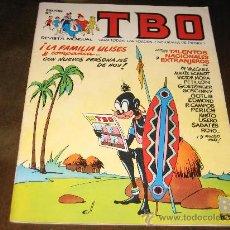 Tebeos: TBO Nº1 - FEBRERO 1988 - EDICIONES B. Lote 26793404