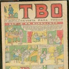 Tebeos: TBO Nº 385, EDITORIAL BUIGA. Lote 20873362