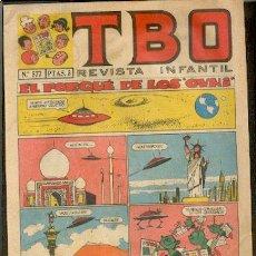 Tebeos: TBO Nº 577, EDITORIAL BUIGA. Lote 20873371