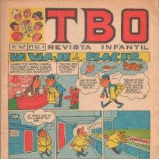 Livros de Banda Desenhada: TBO Nº 542. Lote 21707998