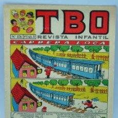 Tebeos: TBO REVISTA Nº 578 ED BUIGAS 1968 CARRERA LOCA. Lote 24112054