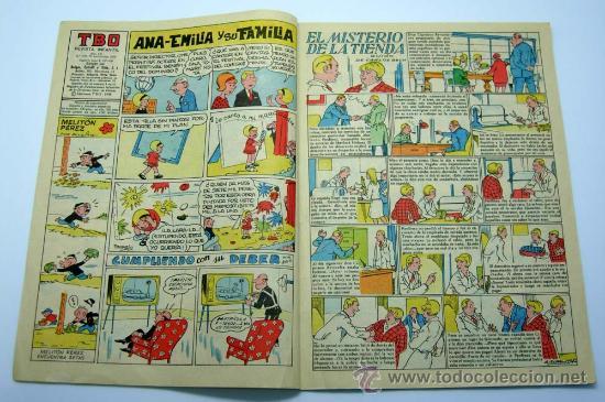 Tebeos: TBO revista nº 578 Ed Buigas 1968 Carrera loca - Foto 2 - 24112054