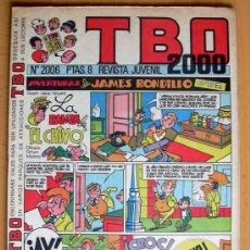 Tebeos: TBO 2000, Nº 2006 - EDITORIAL BUIGAS 1972. Lote 26863362
