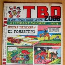 Tebeos: TBO 2000, Nº 2010 - EDITORIAL BUIGAS 1972. Lote 26863537