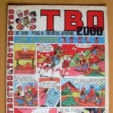 Tebeos: TBO 2000, Nº 2019 - EDITORIAL BUIGAS 1972. Lote 26864011