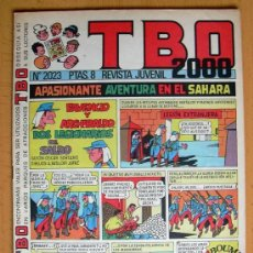 Tebeos: TBO 2000, Nº 2023 - EDITORIAL BUIGAS 1972. Lote 26864079