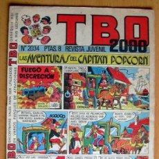 Tebeos: TBO 2000, Nº 2034 - EDITORIAL BUIGAS 1972. Lote 26864810