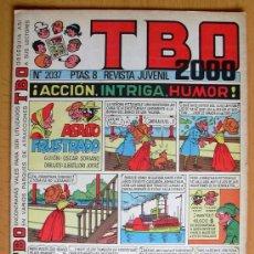 Tebeos: TBO 2000, Nº 2037 - EDITORIAL BUIGAS 1972. Lote 26864851