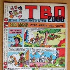 Tebeos: TBO 2000, Nº 2038 - EDITORIAL BUIGAS 1972. Lote 26864872