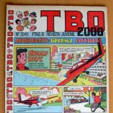 Tebeos: TBO 2000, Nº 2045 - EDITORIAL BUIGAS 1972. Lote 26867590