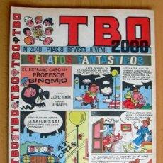 Tebeos: TBO 2000, Nº 2049 - EDITORIAL BUIGAS 1972. Lote 26867735