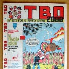 Tebeos: TBO 2000, Nº 2072 - EDITORIAL BUIGAS 1972. Lote 26869033
