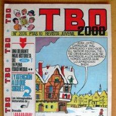 Tebeos: TBO 2000, Nº 2074 - EDITORIAL BUIGAS 1972. Lote 26869079
