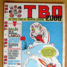 Tebeos: TBO 2000, Nº 2075 - EDITORIAL BUIGAS 1972. Lote 26869101