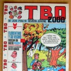 Tebeos: TBO 2000, Nº 2076 - EDITORIAL BUIGAS 1972. Lote 26869115