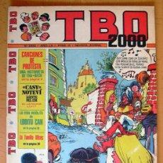 Tebeos: TBO 2000, Nº 2202 - EDITORIAL BUIGAS 1972. Lote 27041667