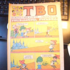 Tebeos - TBO Nº 595 PTAS 5 BUIGAS . .......c26 - 29638899