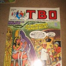 Tebeos: TBO Nº 82 ENTRE TODOS LOS INVENTOS INTERIOR REPRODUCCION DEL TBO Nº 678 ...EDICIONES B. Lote 29862369