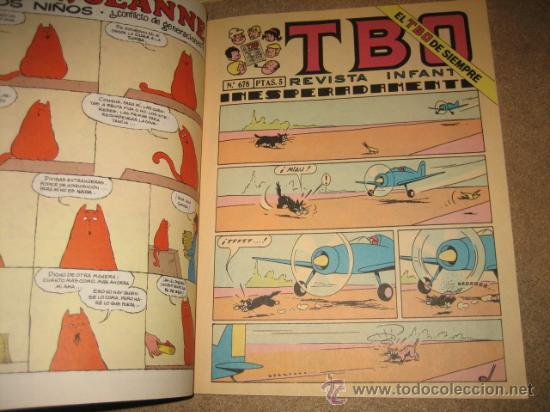 Tebeos: TBO Nº 82 ENTRE TODOS LOS INVENTOS INTERIOR REPRODUCCION DEL TBO Nº 678 ...EDICIONES B - Foto 2 - 29862369