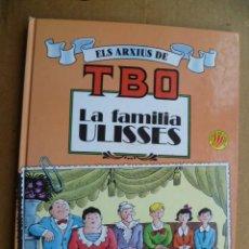 Tebeos: ELS ARXIUS DE TBO Nº 1. LA FAMILIA ULISSES ( EN CATALÀ). Lote 30448663