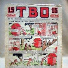Tebeos: TBO, Nº 1055, EDITORIAL BUIGAS, BARCELONA, 15 CENTIMOS. Lote 31006008