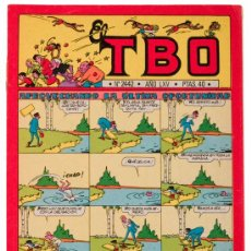 Tebeos: TBO Nº 2442 - 1981. Lote 31318315
