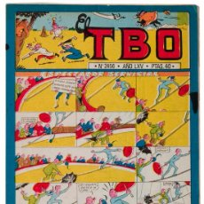 Tebeos: TBO Nº 2456 - 1981. Lote 31318349