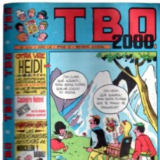Tebeos: TBO 2000, EXTRA DE DISFRACES, Nº 2175, AÑO LX, REVISTA JUVENIL. Lote 31753269