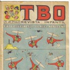 Tebeos: TBO Nº 687. ORIGINAL. BUIGAS 1970. LITERACOMIC.. Lote 31878408