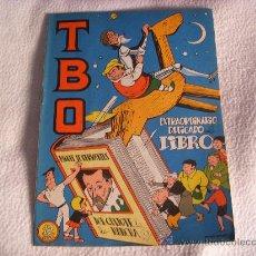 Livros de Banda Desenhada: TBO EXTRAORDINARIO DEDICADO AL LIBRO, EDITORIAL BUIGA. Lote 32180523